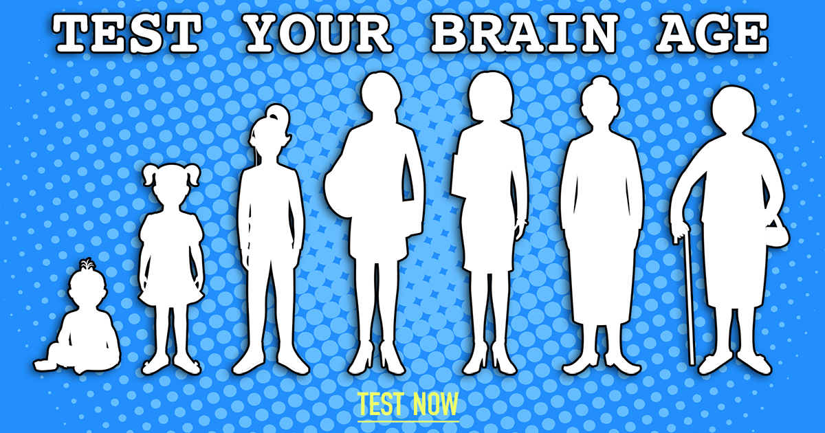 Test Your Brain Age Here